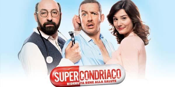Supercondriaco, film stasera in tv su Rai 3: trama