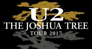 U2 concerto Roma 2017 biglietti