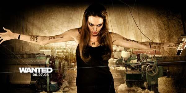 Wanted, film stasera in tv su Italia 1 con Angelina Jolie: trama