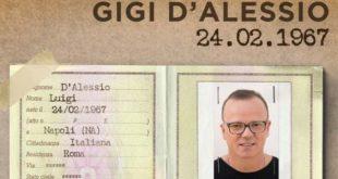 Gigi D'Aalessio Sanremo 2017 La Prima Stella testo