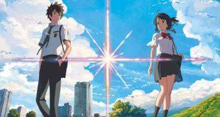 your name anime al cinema