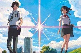 your name anime al cinema