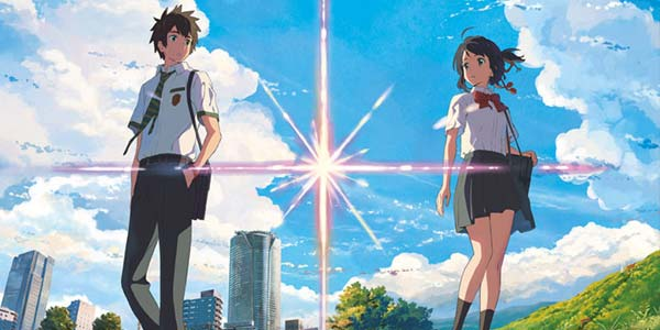 Your Name: l'anime di Makoto Shinkai al cinema – coupon sconto