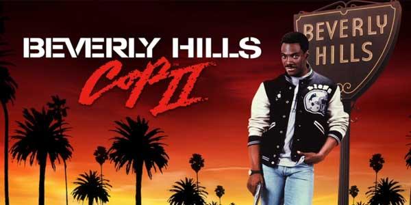 Beverly Hills Cop II film stasera in tv Rete 4 trama