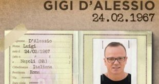 Gigi D'Alessio Sanremo 2017 L'Immensità Don Backy testo