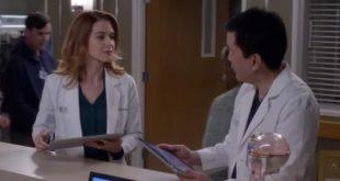 Greys Anatomy trama promo episodio 13×13 spoiler