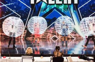 Italias Got Talent 2017 Bubble Football Italia video