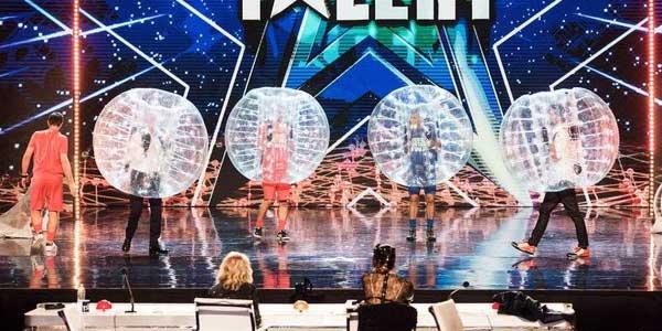 Italia's Got Talent 2017: i Bubble Football Italia in torneo – video