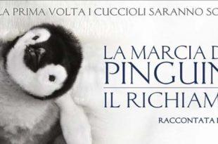 La Marcia Dei Pinguini Il Richiamo trama recensione