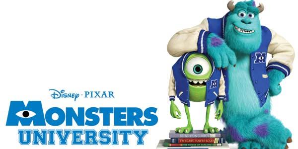 Monsters University, film stasera in tv su Rai 2: trama