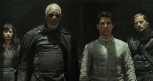 Oblivion film stasera in tv Italia 1 trama