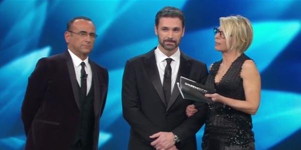 Sanremo 2017, prima serata: al via tra i primi 11 Big, Tiziano Ferro e Ricky Martin