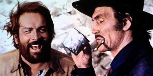 Si Può Fare Amigo, film con Bud Spencer stasera in tv su Rete 4: trama