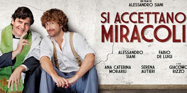 Si accettano miracoli, film di Alessandro Siani stasera in tv su Rai 1: trama