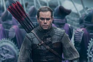 The Great Wall film trama recensione