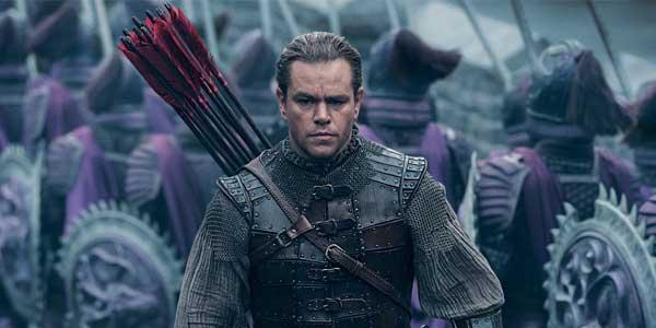 The Great Wall: trama e recensione del nuovo film con Matt Damon