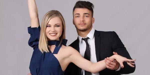 Ballando Con Le Stelle: il paso doble di Fabio Basile e Anastasia Kuzmina – video