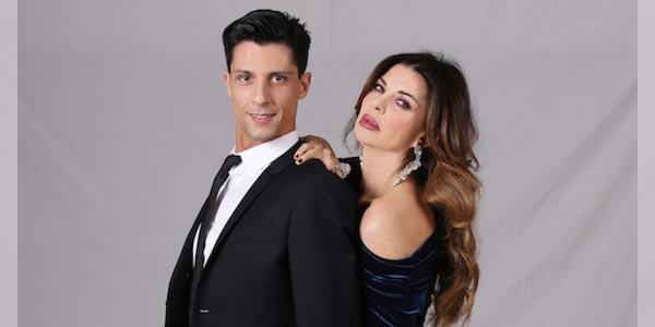 Ballando Con Le Stelle: il valzer di Alba Parietti e Marcello Nuzio – video