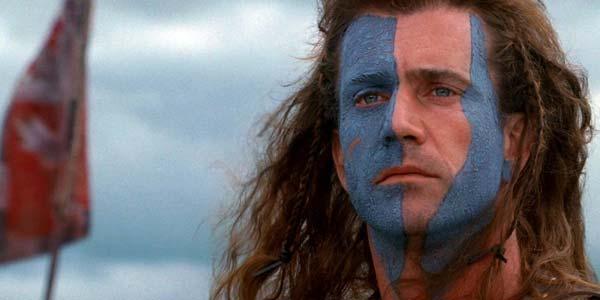 Braveheart film stasera in tv Rete 4 trama