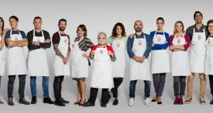 Celebrity MasterChef dove vedere diretta replica tv streaming