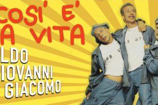 Cosi e la vita, film stasera in tv, Italia 1, trama