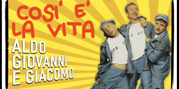 Così è la vita, film stasera in tv su Italia 1: trama