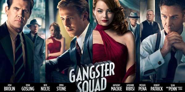 Gangster Squad, film stasera in tv su Italia 1: trama