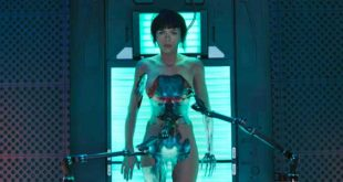 Ghost In The Shell trama recensione film Scarlett Johansson