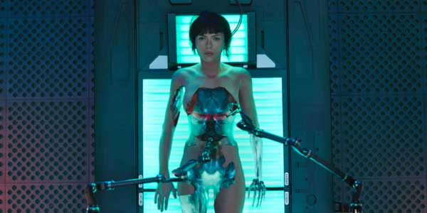 Ghost In The Shell: trama e recensione del nuovo film con Scarlett Johansson