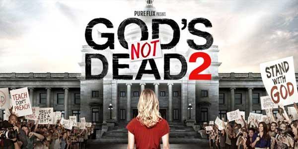 Gods Not Dead 2 trama recensione