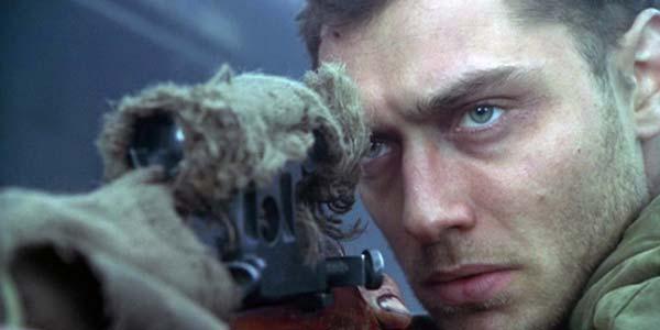 Il Nemico Alle Porte, film con Jude Law stasera in tv su Rete 4: trama