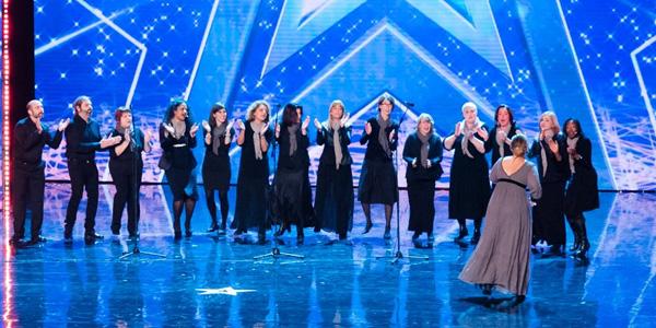 Italia's Got Talent 2017: Florence Gospel Choir – video