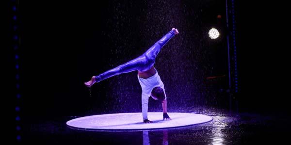 Italia's Got Talent 2017 Vioris Zoppis danza Purple Rain Prince video