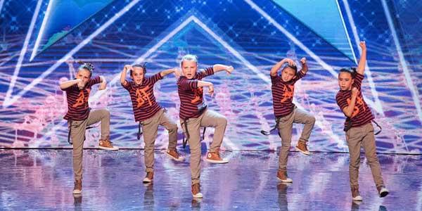 Italia's Got Talent 2017: la baby crew di diavolesse – video