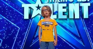 Italias Got Talent 2017 bambino sirena video