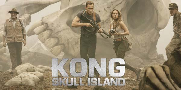 Kong Skull Island: trama e recensione del nuovo epico film su King Kong