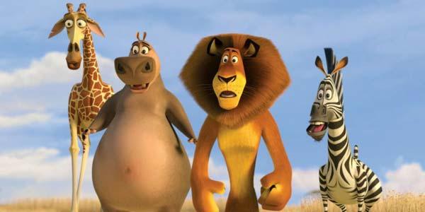 Madagascar 2 Via Dall'isola, film stasera in tv su Italia 1: trama