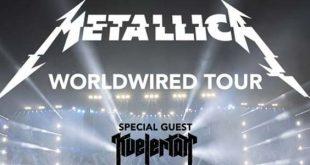 Metallica concerti 2018 biglietti