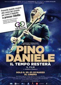 Pino Daniele Il Tempo Resterà coupon-sconto