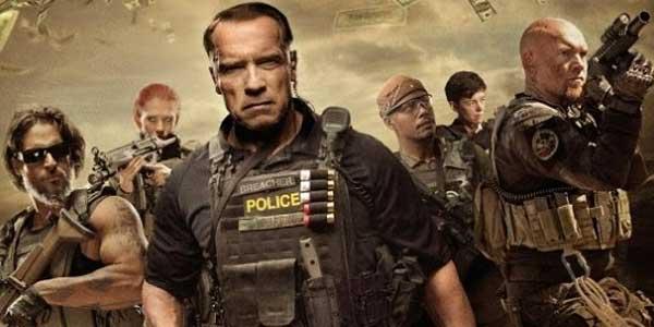 Sabotage film stasera in tv Rai 2 trama