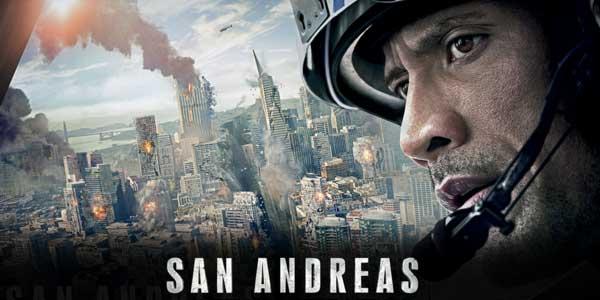 San Andreas, film con Dwayne Johnson stasera in tv su Canale 5: trama