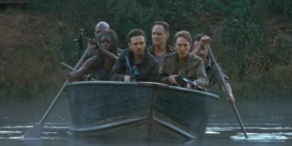 The Walking Dead trama promo episodio 7x15 spoiler
