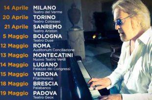 Umberto Tozzi 40 Anni Che Ti Amo concerti biglietti