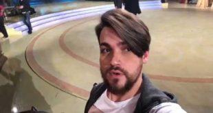 Valerio Scanu canta Adele Ballando Con Le Stelle 2017