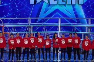 italias got talent 2017 crew video
