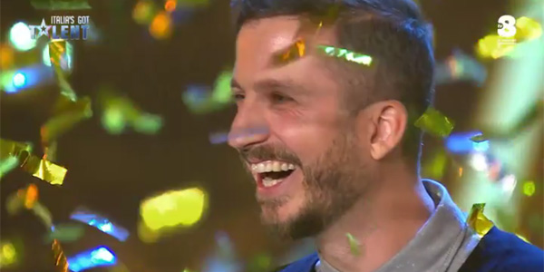 Italia's Got Talent 2017: Matano dà il Golden Buzzer a Francesco – video