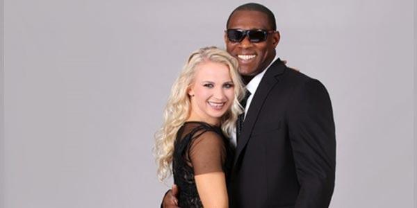 Ballando Con Le Stelle: Oney Tapia e Veera Kinnunen nel quickstep