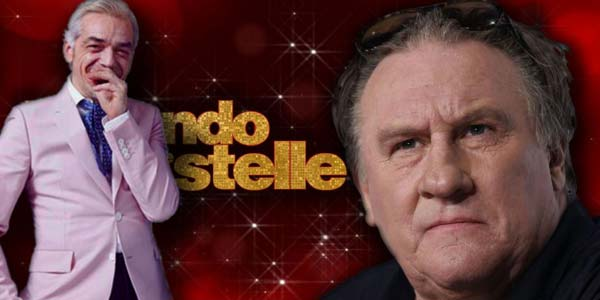 Ballando Con Le Stelle 2017: ospiti Morgan e Gérard Depardieu – video