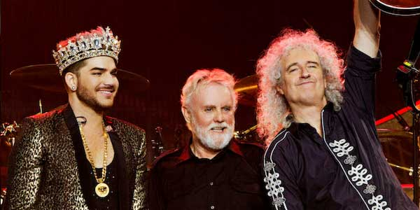 Queen e Adam Lambert il 10 novembre a Bologna