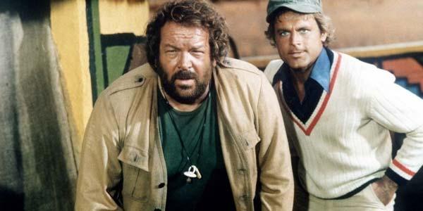 Io sto con gli ippopotami, stasera in tv con Bud Spencer e Terence Hill su Rete 4